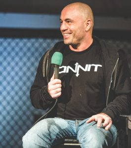 Joe Rogan at Amway Center in August